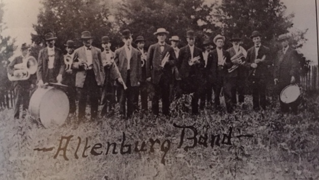 Altenburg Band 1