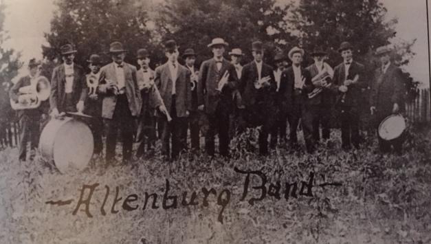 Altenburg Band 1