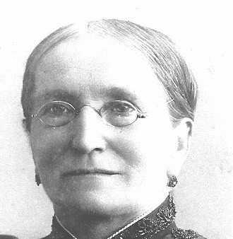 Christina Marie Elisabeth Hedwig Kraft Schuricht - maybe