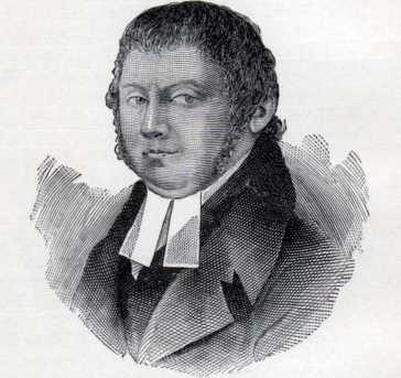 Gottlob Heinrich Walther CFW's father