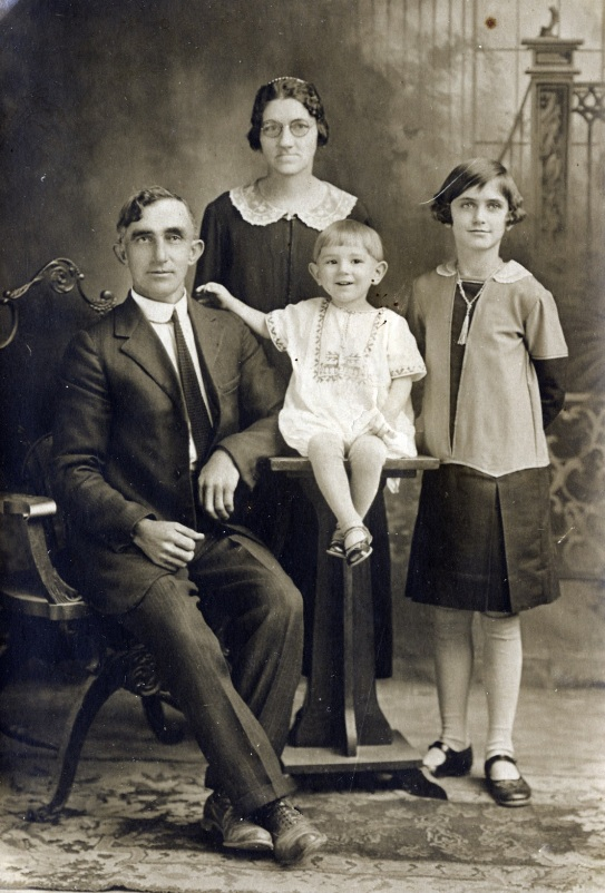 Herman Kuntze family