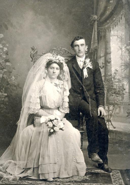 Herman Kuntze & Mathilda Engert 1908
