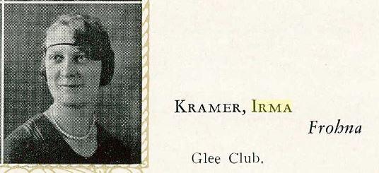 Irma Kramer