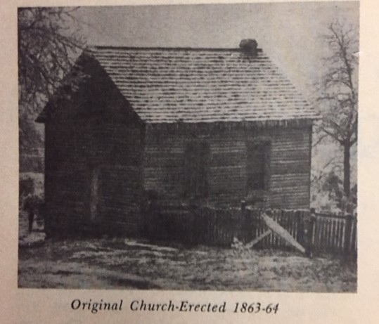 Salem Farrar first church