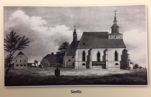 Seelitz church Germany