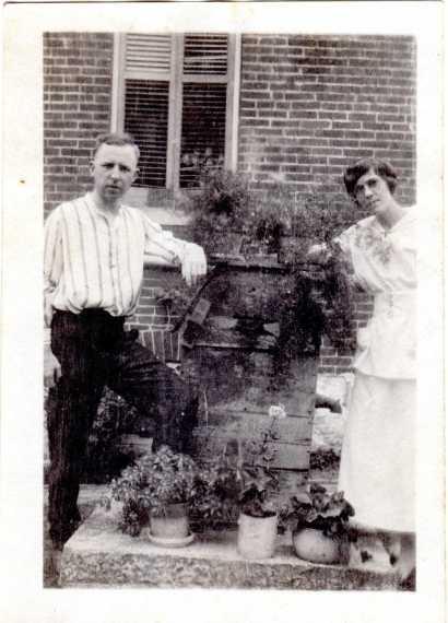 Walter and Elizabeth Sandler