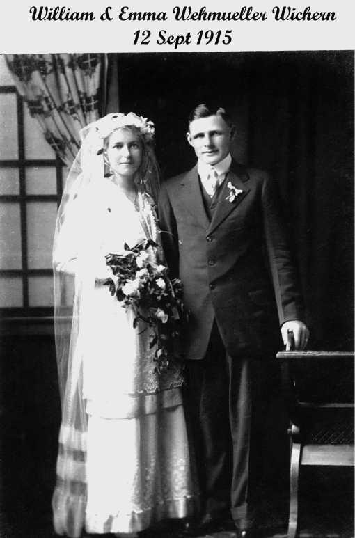 Wichern Wehmueller wedding