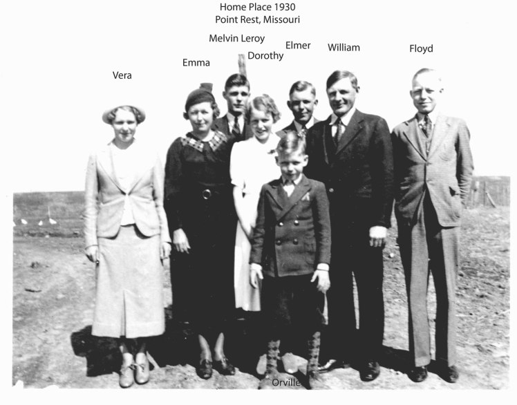 Wilhelm Wichern family