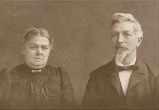William and Theresa Lueders