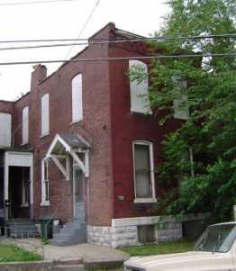 1408 Ferry St. St. Louis