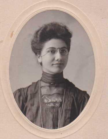 Agnes Albrecht Matthiesen