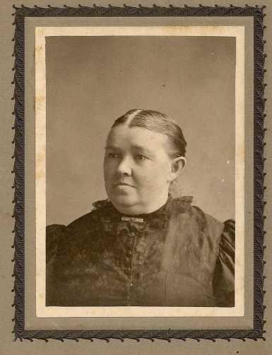 Bertha Boehme Fritsche