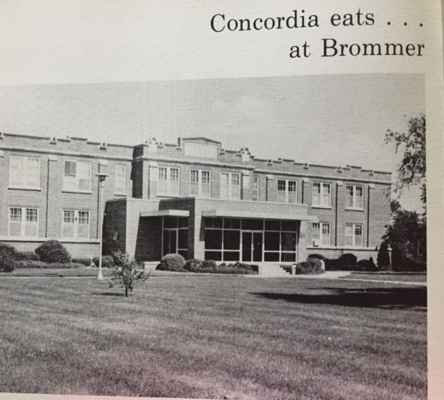Brommer Hall Seward