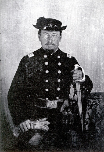 Charles Weber Civil War