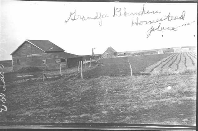 Diedrich Blancken homestead