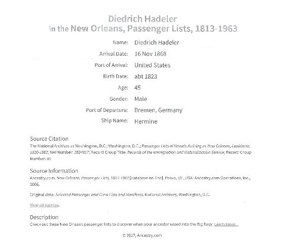 DietrichHadlerImmigration0001