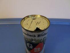 Griesedieck beer can