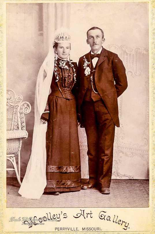 Mangels Steffens Margaretha Korte wedding