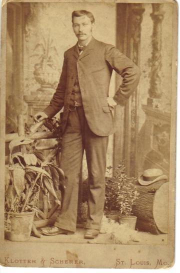 G.M. Telle c.1890