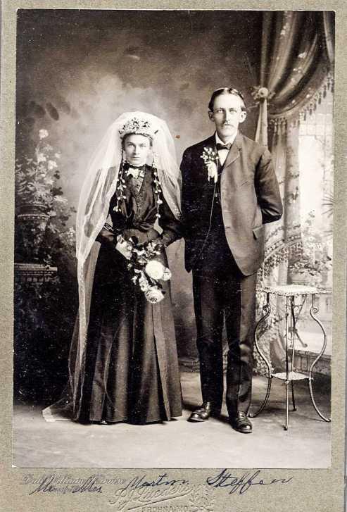 Martin Steffens Anna Korte wedding