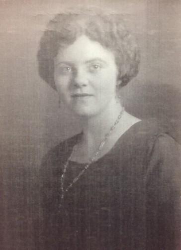Minnie Wulf Burroughs