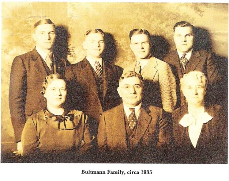 Rev. E.G. Bultmann10
