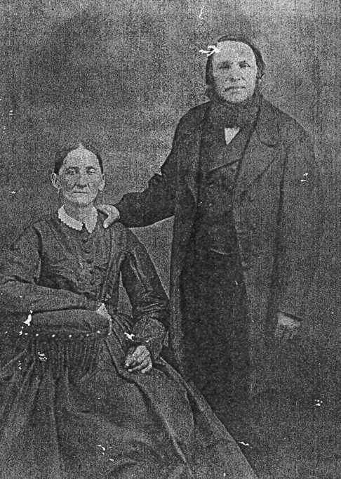 Samuel and Juliane Kaempfe
