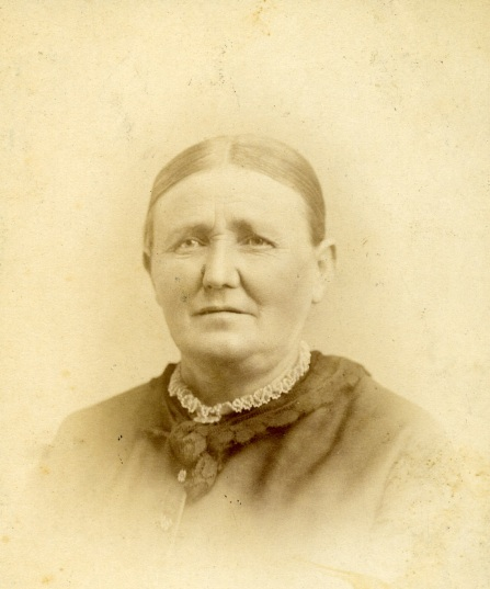 Theresia Schlimpert Doering X