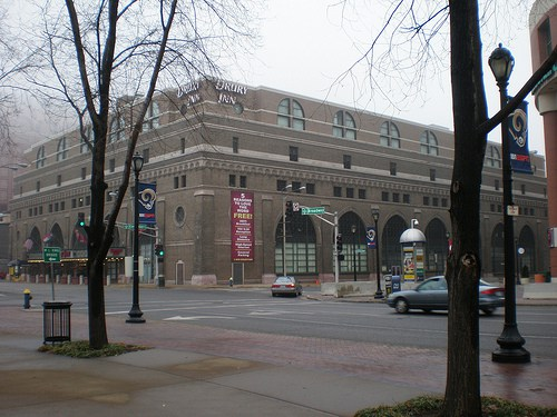 Union Market building