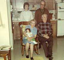 August Eleonore Wehmueller 4 generations