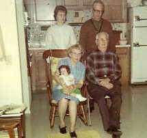 August Eleonore Wehmueller 4 generations