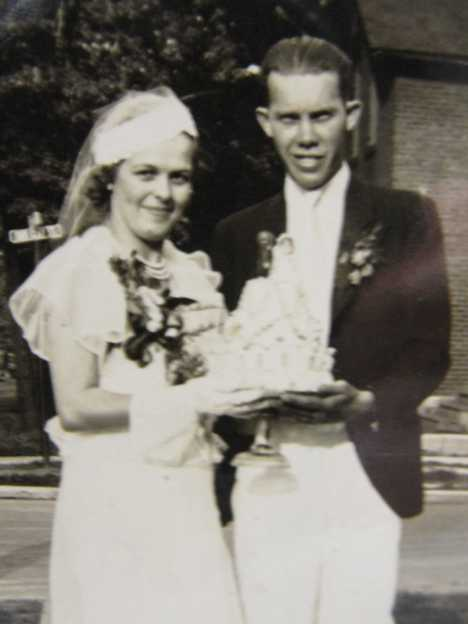 Buchanan Lueders wedding