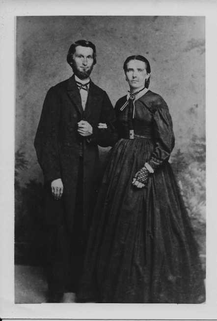 Conrad and Maria Markworth Damm