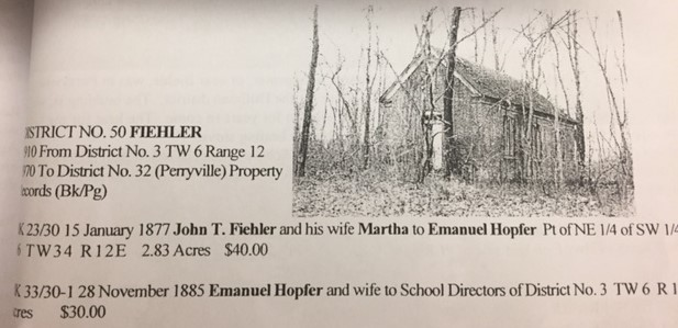 Fiehler School info