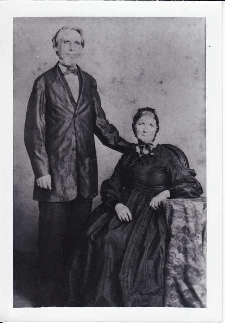 Heinrich and Friederike Markworth