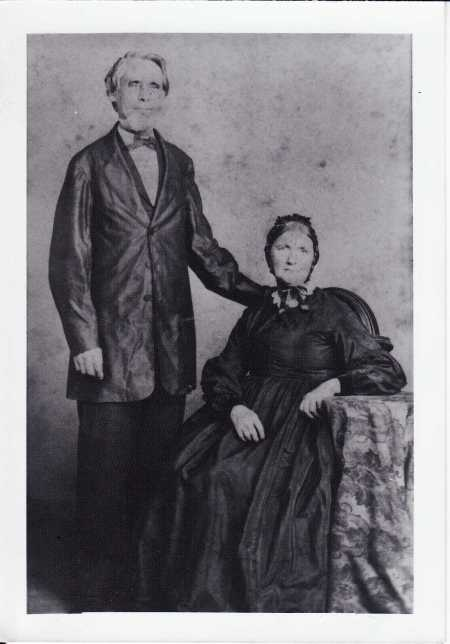 Heinrich and Friederike Markworth