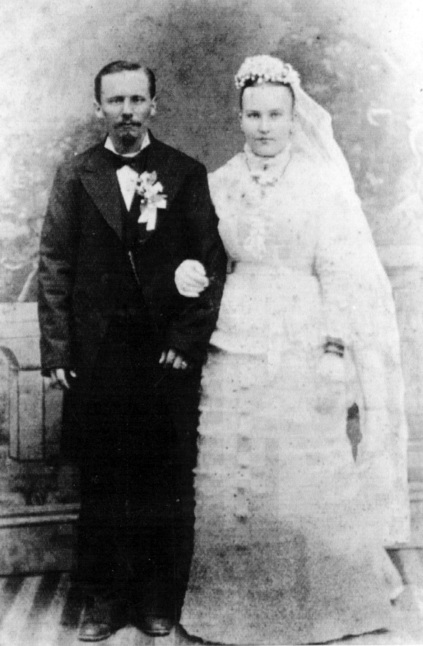 Herman & Maria Walther