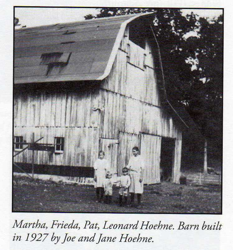 Hoehne barn and children