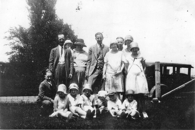 Joseph & Sarah Schmidt family