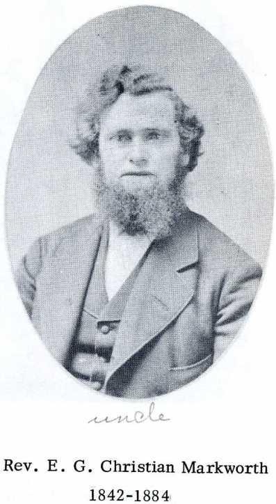 Rev. Christian Markworth
