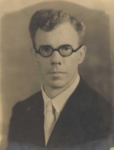Rev. George Albert Fleiss