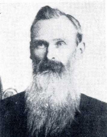 Rev. Gottfried Markworth