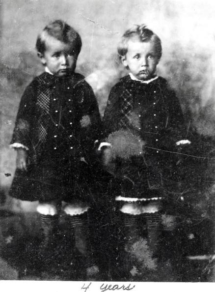 Schmidt twins 4 yrs