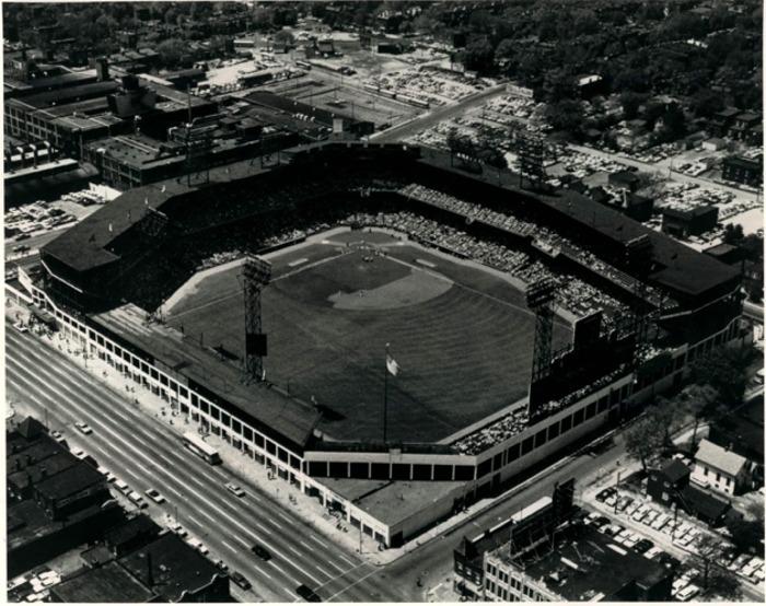 Sportsman's Park St. Louis