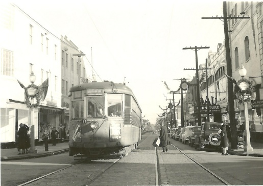 Streetcar St. Louis Cherokee Brewery building