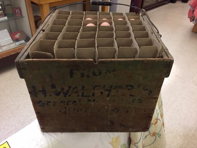 Walther Store egg crate