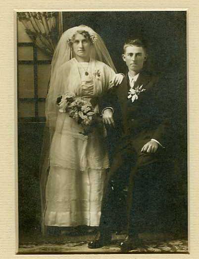Wehmueller Beckmann wedding