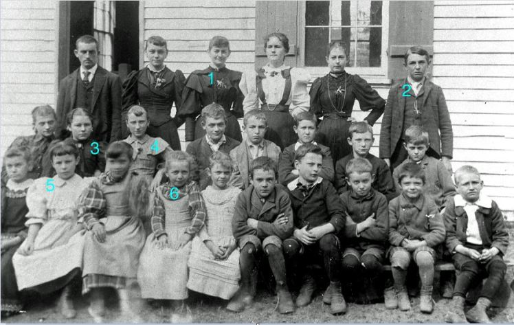 Wittenberg Public School class