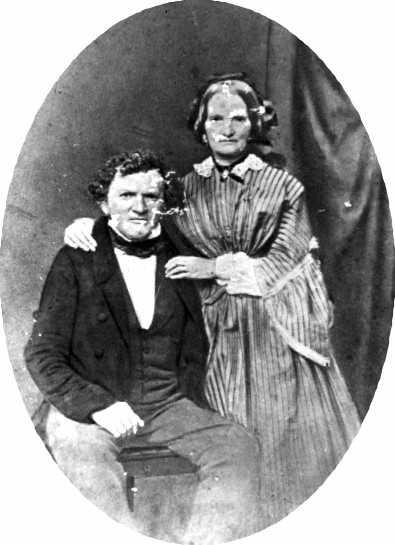 Bernhard and Ernstine Gerler Schade
