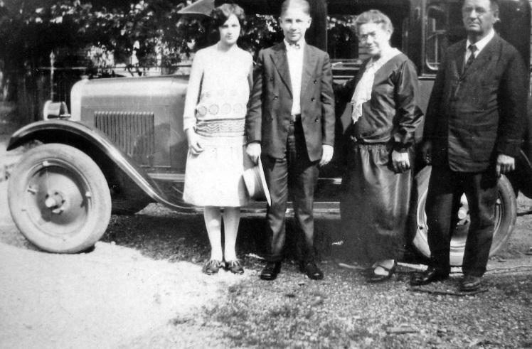 Bruno Schade family